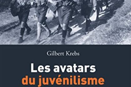 Krebs-Gilbert.-Les-avatars-du-juvénilisme-allemand-1896-1945.-Paris