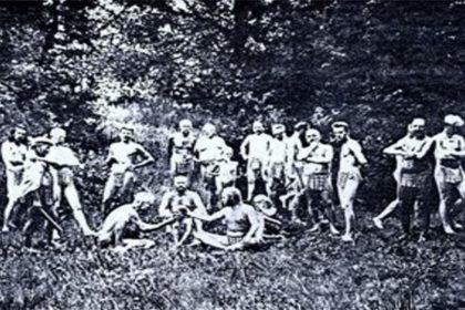 Les naturistes de Monte Verita - Jules Chancel - L'Illustration No 3361 du 27 Juillet 1907_Titel