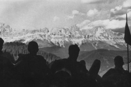 Bündische dans les montagnes - Fotobuch der Jugendbewegung