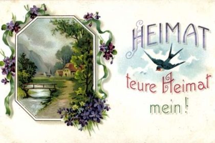 Heimat, teuer Heimat mein- Wandervogel France - Mouvements de jeunesse