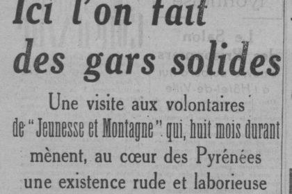 Le_Journal_22.10.1942 - Jeunesse et montagne 04