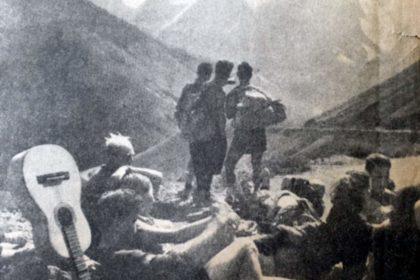 Les camarade de la routes à l'assaut du Mont-Blanc - Routes... n°5 - Sept-Oct 1942