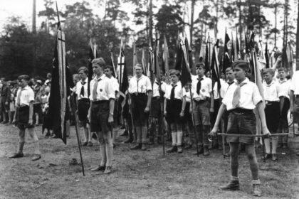 Berlin, 1933 - Camp du Großdeutschen Jugend