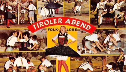 Tiroler Abend Folklore