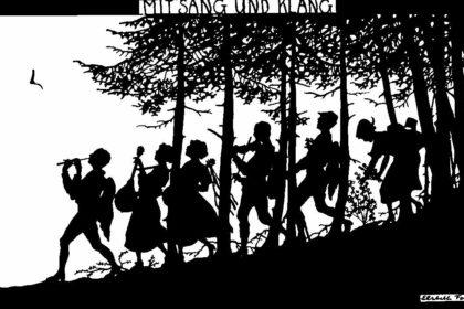Forck, E. Wandervögel - Mit Sang und Klang - En musique et chanson - 1928