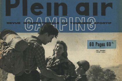 Plein Air - Camping - revue de tourime
