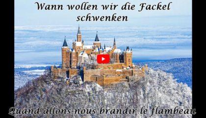 Wo sind unsere letzten Burgen - Chant Wandervogel + Traduction francaise