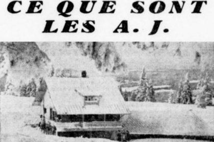 1939-08-10_La Bourgogne républicaine_Ce que sont les AJ_cover