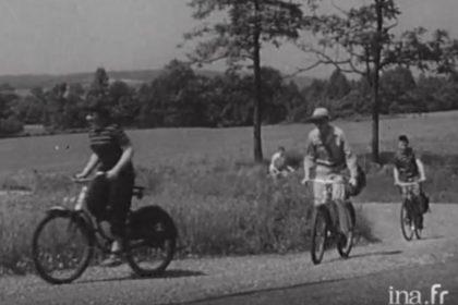 Les plaisirs de la route - Ajisme et Auberges de Jeunesse aux USA - 1943
