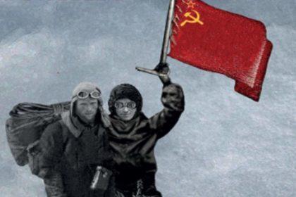 Alpinistes de Staline bandeau