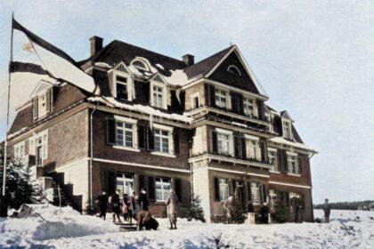 Auberges de jeunesse - vers 1920