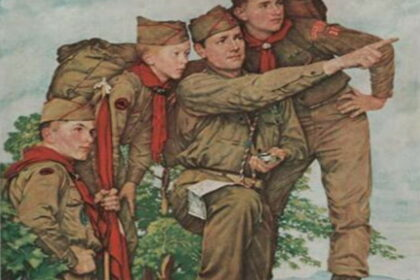 Boys Life - Le grand jeu scout va commencer