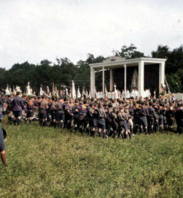 1933. World Scout Jamboree, Hungary Flickr