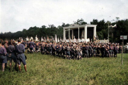 1933. World Scout Jamboree, Hungary Flickr
