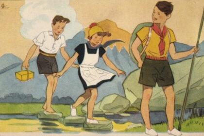 Le mouvement de la jeunesse - Jugendbewegung